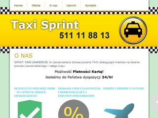 Taxi Sprint Zawiercie